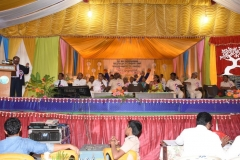 60TH ANNUAL DAY - 26.01.2017 - CHIEF GUEST INCOMETAX PRINCIPAL COMMISSIONER, Mr. V. MAHALINGAM, GIVING SPECIAL ADDRESS