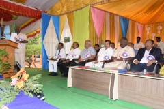 60TH ANNUAL DAY - 26.01.2017 - JOINT SECRETARY Mr. S. PAULPANDIAN FELICITATING THE GATHERING