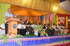 60TH ANNUAL DAY - 26.01.2017 - MANAGING DIRECTOR IDAYAM GROUP Mr. V.R. MUTHU GIVING SPECIAL ADDRESS
