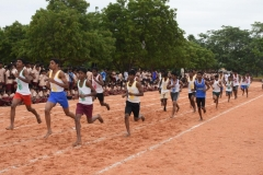60th ANNUAL SPORTS DAY - ATHLETS.