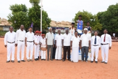 60th ANNUAL SPORTS DAY - WINNERS HONOURED BY MEMBERS