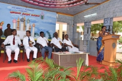 CHILDREN'S DAY - 14.11.2016 - INAUGURATED - CHIEF GUEST Mrs. S. MURUGANANTHAM, DEO, MADURAI GIVING SPECIAL ADDRESS.