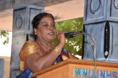 CHILDREN'S DAY - 14.11.2016 - INAUGURATED - CHIEF GUEST Mrs. S. MURUGANANTHAM, DEO, MADURAI GIVING SPECIAL ADDRESS