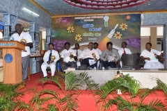 INTER SCHOOL SCIENCE EXHIBITION PRIZE DISTRIBUTION FUNCTION 22.10.2016 - SECRETARY Mr. P. SURENDRAN GIVING WELCOME ADDRESS