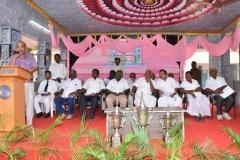 KAMARAJAR 114TH BIRTHDAY COMPETITION PRIZE DISTRUBUTION FUNCTION - 20.07.2016 - Felicitation by Mr. S.G.J. Swamidas