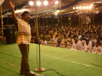 60TH HOSTEL DAY - 26.01.2017 - CHIEF GUEST Mr THAMU GIVING SPECIAL ADDRESS