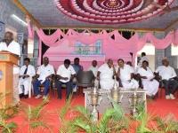 KAMARAJAR 114TH BIRTHDAY COMPETITION PRIZE DISTRUBUTION FUNCTION - 20.07.2016 - Welcome Address by Mr. P. Surendran, Secretary, MNUJNHSS