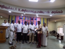 61ST SPORTS DAY PRIZE DISTRIBUTION FUNCTION 22.03.2018.