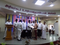 61ST SPORTS DAY PRIZE DISTRIBUTION FUNCTION 22.03.2018