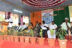 69th Republic Day Celebration - 26.01.2018 - Welcome address by Secretary Mr. P. Surendran