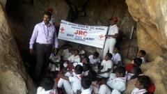 JRC ONE DAY CAMP - SAMANARMALAI. - 02.02.2018