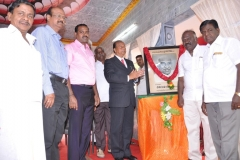 KAMARAJAR 115TH BIRTHDAY COMPETITION PRIZE DISTRIBUTION FUNCTION - 19.07.2017 - Chief Guest garlanding the portrait