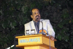 62ND ANNUAL DAY 10.01.2019 - CHIEF GUEST PROF. DR. M. KRISHNAN, VC, MKU ADDRESSING THE GATHERING