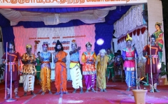62ND ANNUAL DAY 10.01.2019 - CULTURAL EVENT BY STUDENTS
