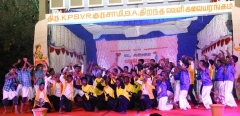 62ND ANNUAL DAY 10.01.2019 - DANCE BY STUDENTS.
