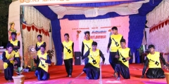 62ND ANNUAL DAY 10.01.2019 - DANCE BY STUDENTS