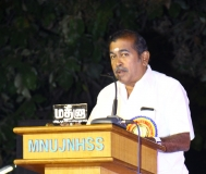 62ND ANNUAL DAY 10.01.2019 - MNU GENERAL SECRETARY Mr S.K. MOHAN GIVING SPECIAL ADDRESS