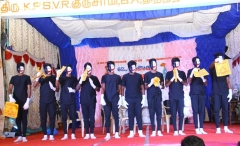 62ND ANNUAL DAY 10.01.2019 - MYME SHOW BY STUDENTS