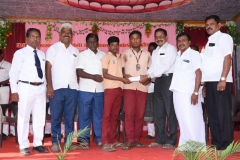 62ND SPORTS DAY PRIZE DISTRIBUTION FUNCTION - 28.03.2019 -PRIZE GIVEN BY CHIEF GUEST
