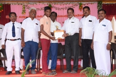 62ND SPORTS DAY PRIZE DISTRIBUTION FUNCTION - 28.03.2019 - PRIZE GIVEN BY CHIEF GUEST