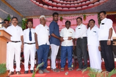 62ND SPORTS DAY PRIZE DISTRIBUTION FUNCTION - 28.03.2019 - PRIZE GIVEN TO STATE  WINNER