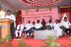 62ND SPORTS DAY PRIZE DISTRIBUTION FUNCTION - 28.03.2019 - SCHOOL PRESIDENT GIVING SPECIAL ADDRESS