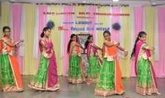 KAMARAJAR 116TH BIRTHDAY COMPETITION - 07.07.2018 - DANCE
