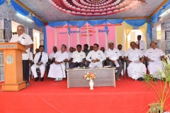 KAMARAJAR 116TH BIRTHDAY COMPETITION PRIZE DISTRIBUTION FUNCTION - 27.08.2018 - CHIEF GUEST MR. B.S. GNANADESIGAN ADDRESSING THE GATHERING