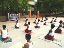YOGA DAY 21.06.2018 - NCC NAVAL WING