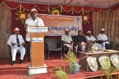58th-sports-day-18-07-2014-secretary-welcoming-the-gathering