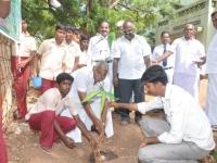 mr-sapapathi-planting-sapling-112th-kamarajar-birthday-competition-prize-distrubution-function-on-25-07-2014
