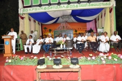 07.01.2016 – 59th Annual Day – Chief Guest - Dr. M. Chokkalingam, Chief Justice, National Green Tribunal, Southern Regional giving the special address
