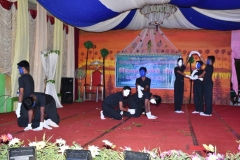 07.01.2016 – 59th Annual Day – Cultural Event - Miming – Save Water
