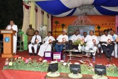 07.01.2016 – 59th Annual Day – Mr. S.K.Mohan, General Secretary of Madurai Nadar Uravinmurai addressing the gathering