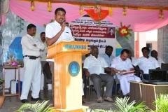 07.10.2015 - Free Laptop & Cycle Distribution Function - Speech by Mr. K.C.P. Jayakumar, President, Nagamalaipudukottai Panchayat