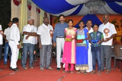 08.01.2016 – KPSVD HOSTEL - 59th Hostel Day – Guest event winners getting prize from the Chief Guest Mr. A. Kaliamurthi, SP(retd.), Trichy