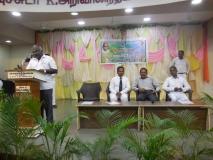 11.07.2015 - Kamarajar 113th Birthday Competition - Mr P. Surendran, Secretary, MNUNHHSS