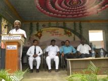 15.07.2015 - Kamarajar Birthday Celebration - Mr P. Kumar, Joint Secretary