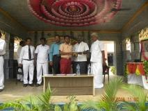 15.07.2015 - Kamarajar Birthday Celebration - Prize Distribution to winners
