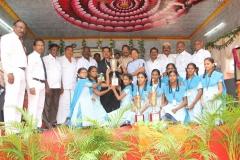 24.07.2015 - Kamarajar 113th Birthday Competition Prize Distribution Function - I Prize St. Joseph's Girls HSS