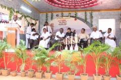 24.07.2015 - Kamarajar 113th Birthday Competition Prize Distribution Function - Mr P.S.Kaniraj, President, MNUJAMHSS
