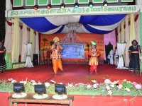 07.01.2016 – 59th Annual Day – Cultural Event – AIDS awareness Drama