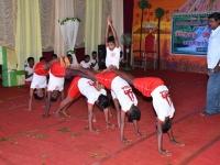 07.01.2016 – 59th Annual Day – Cultural Event - Yoga