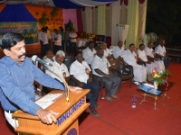 08.01.2016 – KPSVD HOSTEL - 59th Hostel Day – Chief guest Mr. A. Kaliaperumal, SP(retd.), Trichy giving the special address