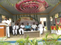 15.07.2015 - Kamarajar Birthday Celebration - Vote of Thanks Mt T. Sankaranarayanan, AHM (9-10), MNUJNHSS