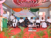 15.08.2015 DRO, Salem Mr. S. Selvaraj giving awary the chief guest address