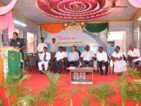 15.08.2015 President Mr. P. Dharmaraj giving presidential address
