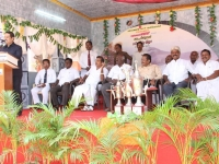 24.07.2015 - Kamarajar 113th Birthday Competition Prize Distribution Function - Chief Guest Dr Mannar Jawahar Vice Chancellor(Retd.), Anna University