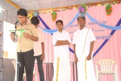 117TH KAMARAJAR BIRTHDAY COMPETITION - 06.07.2019 - DRAMA BY PARTICIPANTS