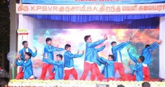 63RD ANNUAL DAY 10.01.2020- CULTURAL EVENT.